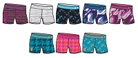 Under Armour Girls HeatGear printed 5'' Solid Shorts
